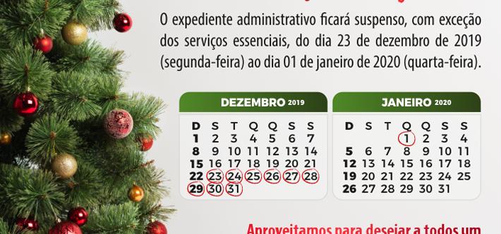 Ilustração da notícia: INFORMAÇÕES SOBRE O RECESSO DE FIM DE ANO – FIQUE LIGADO!