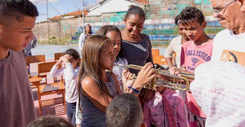 Ilustração da notícia: #TBT Projeto Aprendiz Serestar