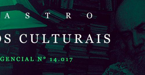 Ilustração da notícia: Cadastro dos Espaços Artísticos e Culturais –  Lei Emergencial Aldir Blanc (Lei 14.107/20)