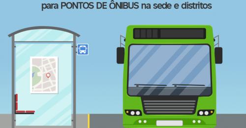 Ilustração da notícia: PREFEITURA INSTALA ABRIGOS PARA PONTOS DE ÔNIBUS