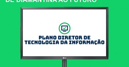 Ilustração da notícia: GERÊNCIA DE TECNOLOGIA DA INFORMAÇÃO CONDUZ PREFEITURA DE DIAMANTINA AO FUTURO