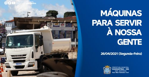 Ilustração da notícia: MÁQUINAS PARA SERVIR À NOSSA GENTE