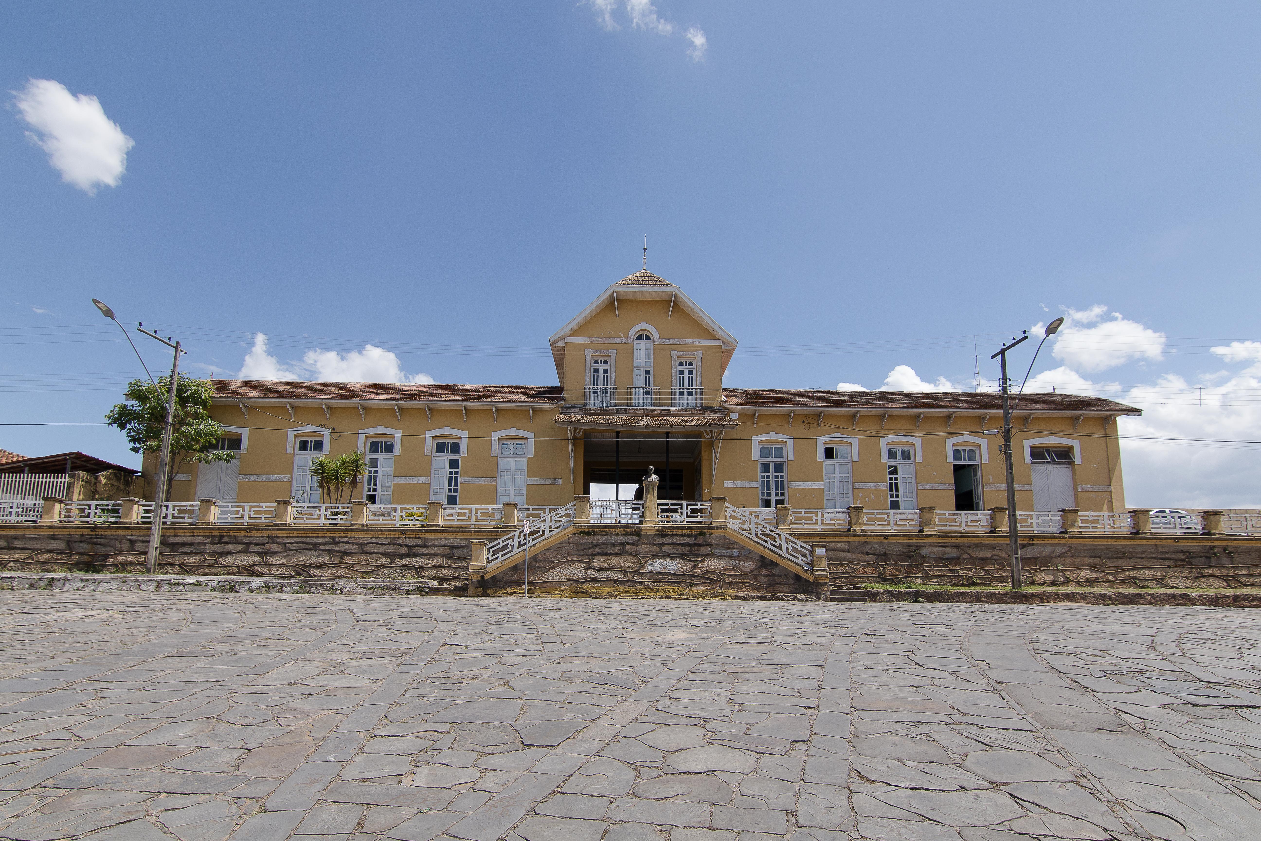 foto de Antiga Estação Ferroviária de Diamantina