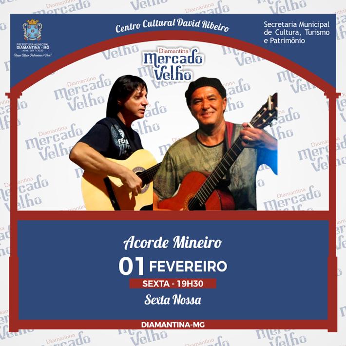 foto de PROGRAMAÇÃO MUSICAL DO MERCADO VELHO 01 DE FEVEREIRO DE 2019