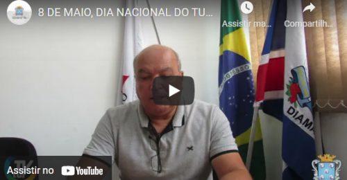 Ilustração da notícia: 8 DE MAIO, DIA NACIONAL DO TURISMO – PREFEITO JUSCELINO