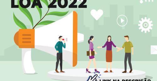 Ilustração da notícia: Participe da Audiência Pública Eletrônica da Lei Orçamentária Anual - LOA 2022