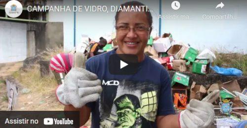 Ilustração da notícia: CAMPANHA DO VIDRO!